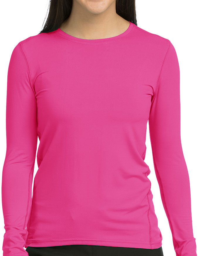 Med Couture Women's Performance Knit Tee