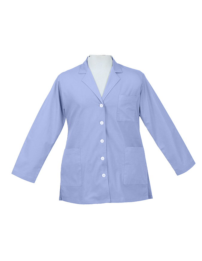 Panda Uniform Women's 32 Inch Length Colored Labcoat