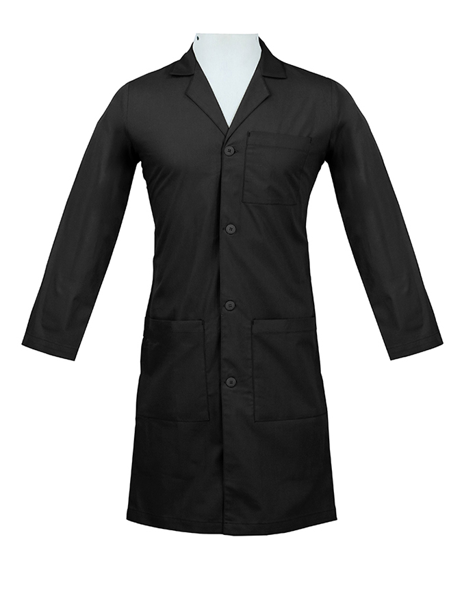 Panda Uniform Unisex 40 Inch Long Lab coat