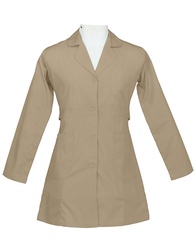 Panda Uniform Custom Women 34 Inch Medical Consultation Lab Coat
