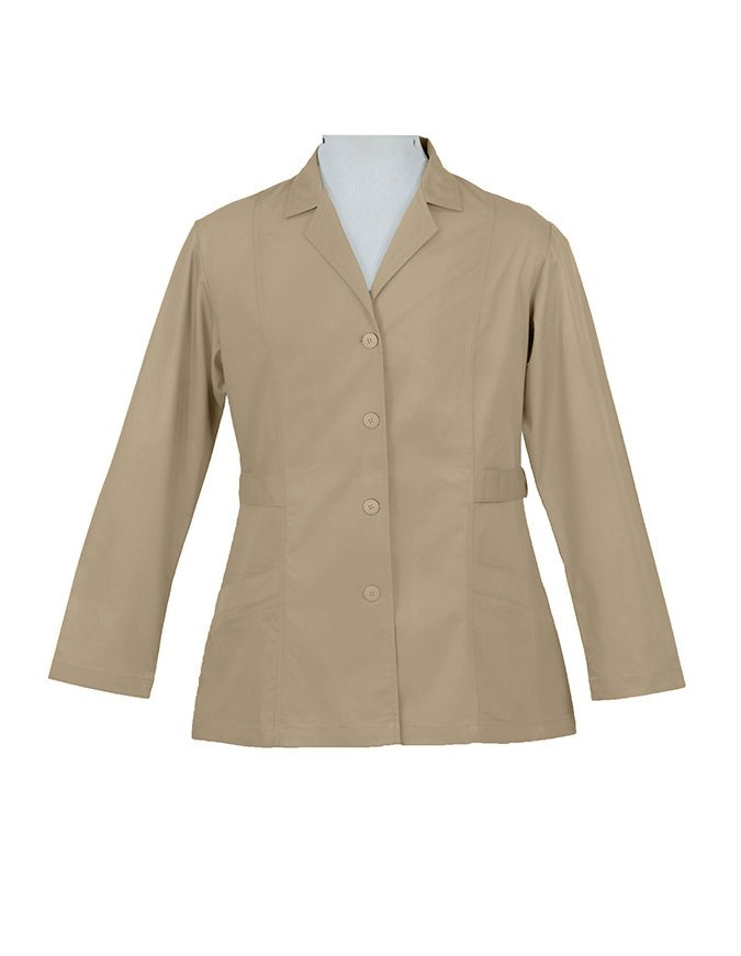 Panda Uniform Women's 30-Inch length Short Medical Lab Coat