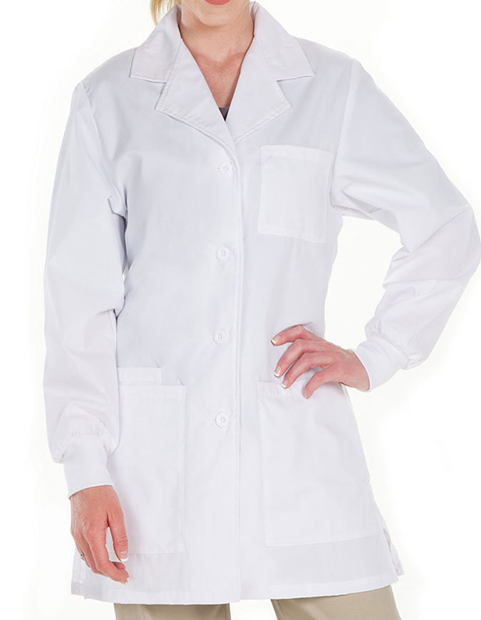 Prestige Women's Four Pocket Fashion Labcoat