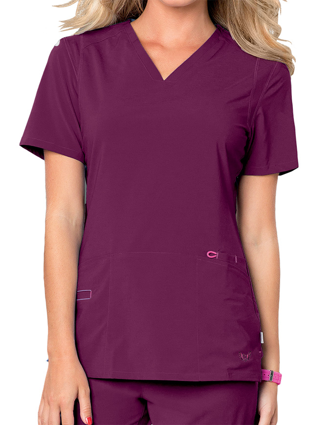a51cbdb4442 Buy Red Scrubs: Maroon, Crimson & More | Pulse Uniform - Showing ...