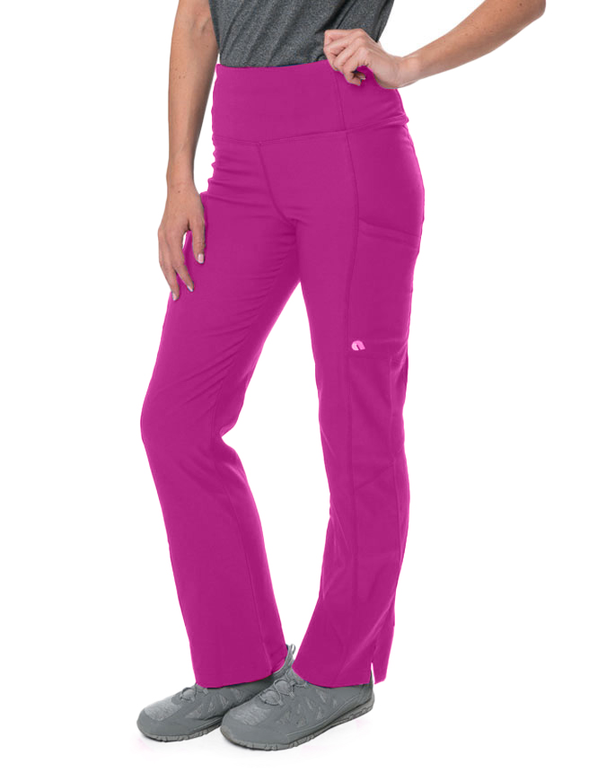 Urbane Align Women's Support Waistband With An Elastic Drawcord Petite Pants