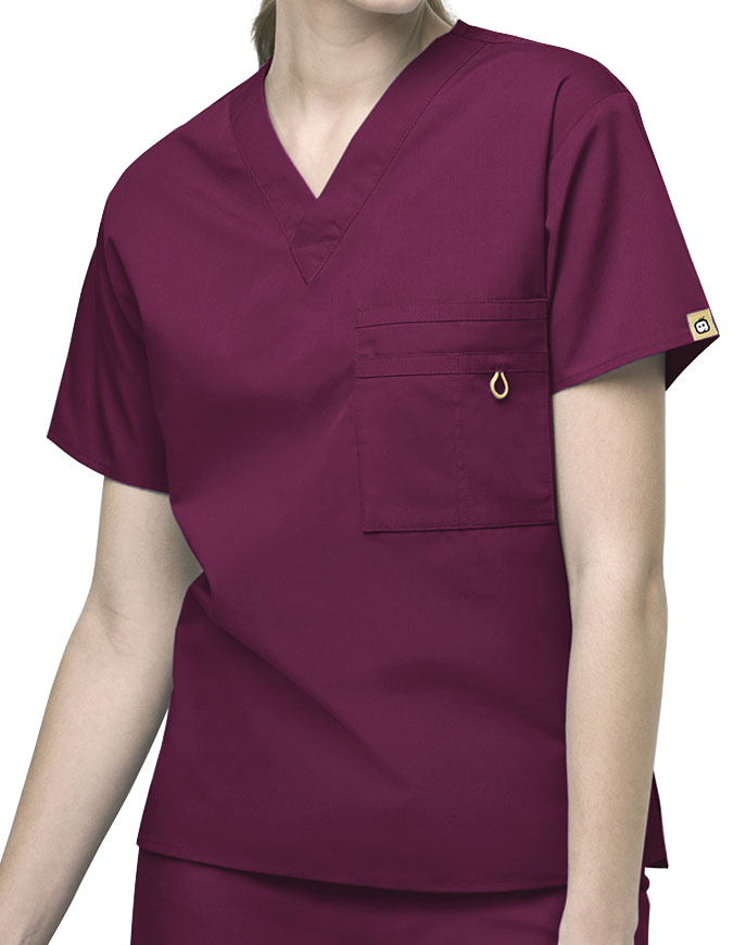 Wink Scrubs Unisex The Alpha V-Neck Nursing Top