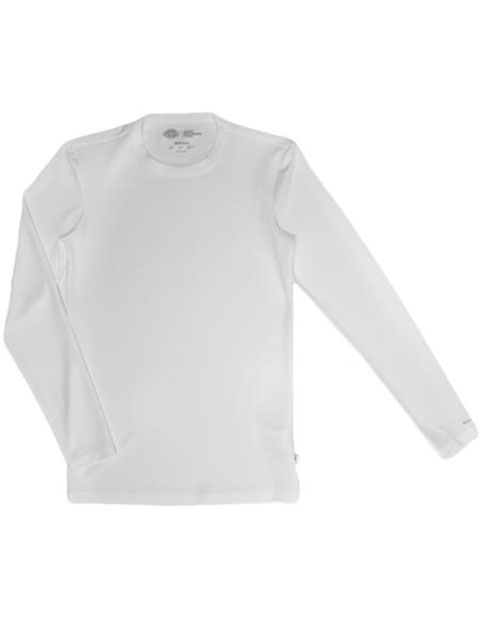 37053e83c4b Dickies 81925 Men's Long Sleeve Crew Neck Scrub Shirt for $9.47 ...
