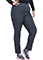 Cherokee Form Women's Mid Rise Slim Straight Pull-on Tall Pant