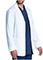 Cherokee Project Lab Men's Fit Consultation Length Tall Lab Coat