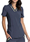 Cherokee Infinity Women's Contemporary Fit V-neck Top