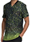 Dickies Men's Glow For It Print Rib Knit V-Neck Top