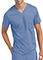 Landau Pre-Washed Men's V-Neck Top