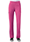 WonderWink HP Women's Petite Modern Straight Leg Pull On Pant