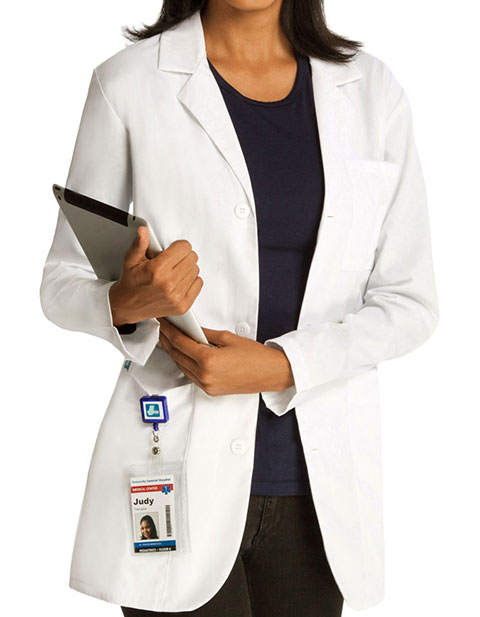 ADAR Universal Unisex 31 Inches Consultation Lab Coat