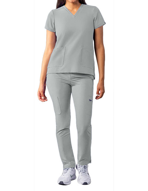 ADAR Addition Women's Go-Basic Scrub Set