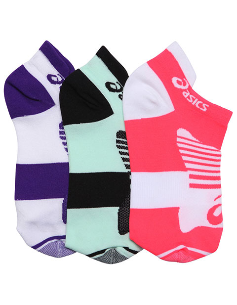Asics Women's 3 Pair Pack Sock