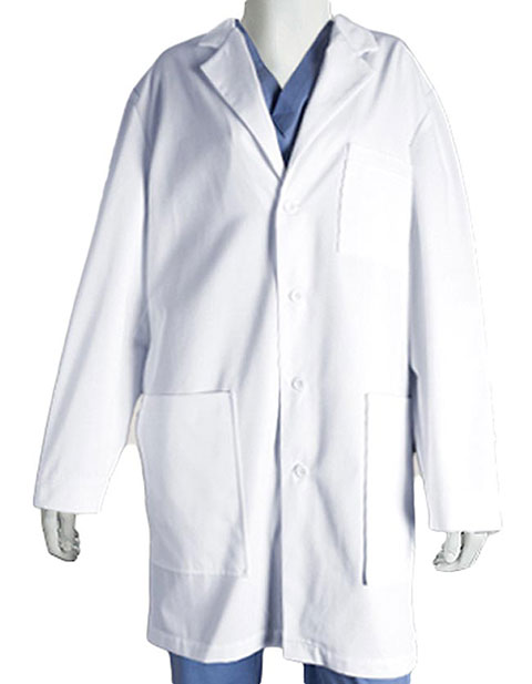 Barco Men's 38 inch Four Pocket Mr Barco Lab Coat