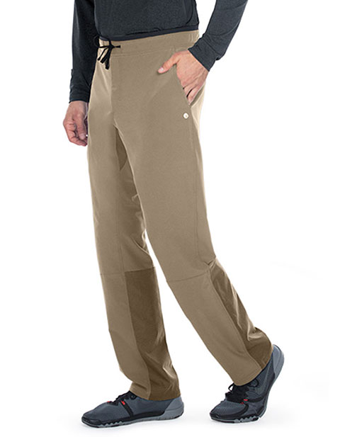 Barco One Wellness Men's Cargo Welt Scrub Pants