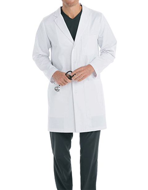 Barco One Team Men's 38 Inch Lab Coat