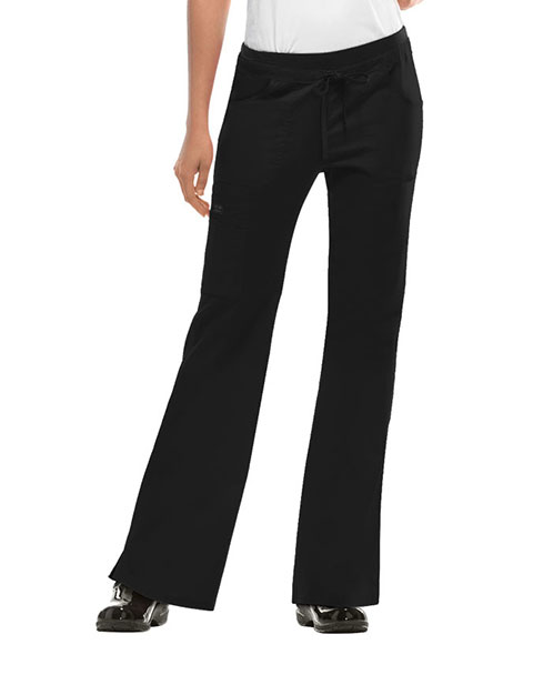 Cherokee WorkWear Junior Flare Drawstring Scrub Pants