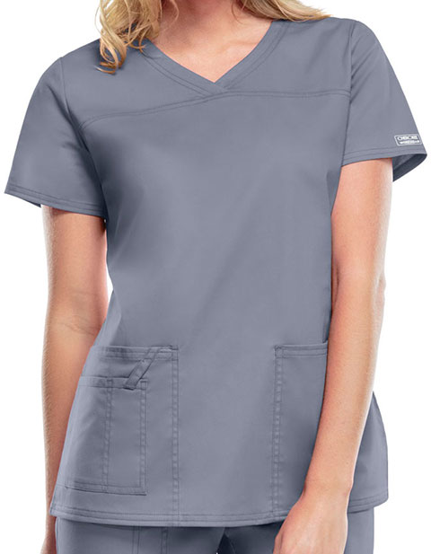 d142326d4b0 Cherokee Workwear 4727 Core Stretch Women's V-neck Nursing Scrub Top ...