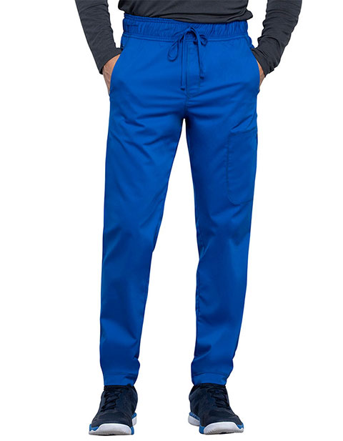 Cherokee Workwear Revolution Men's Natural Rise Straight Leg Jogger Pant
