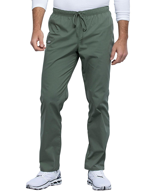 Cherokee Workwear Professionals Unisex Pocketless Drawstring Pant