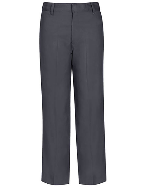 Classroom Uniforms Boys Flat Front Adjuustable Waist Pant