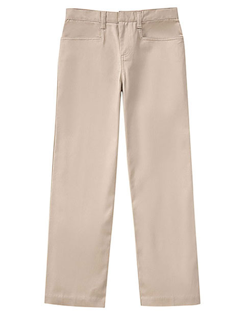 Classroom Uniforms Girls Plus Stretch Low Rise Pant