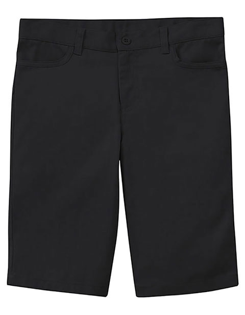 Classroom Uniforms Girls Adjustable Matchstick Narrow Leg Short