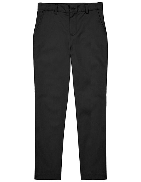 Classroom Flat Front Traditional Twill Pant