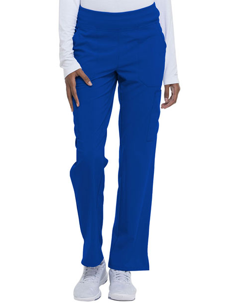 Dickies EDS Essentials Women's Natural Rise Tapered Leg Pull-On Pant