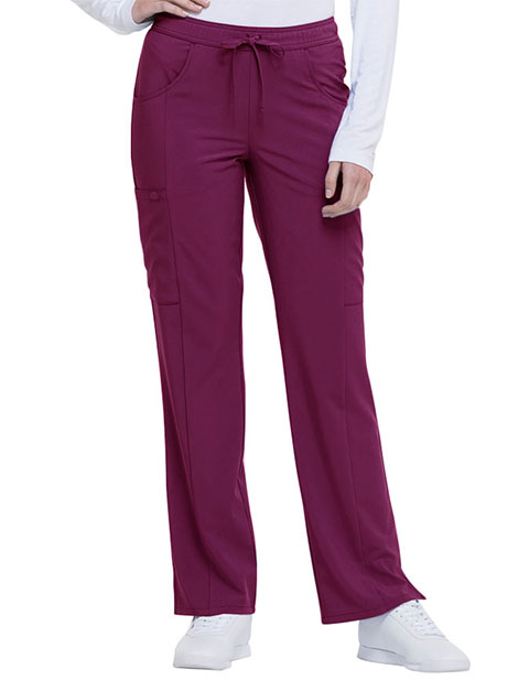Dickies EDS Essentials Women's Mid Rise Straight Leg Drawstring Pant