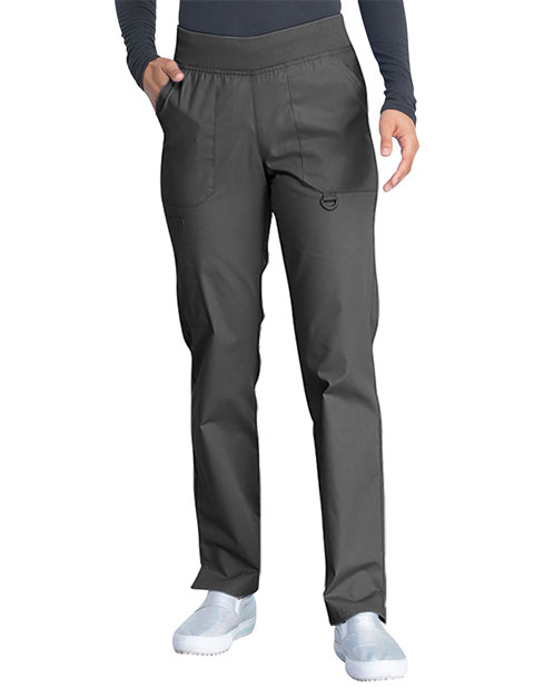 Dickies EDS Signature Women's Mid Rise Tapered Leg Pull-on Tall Pant