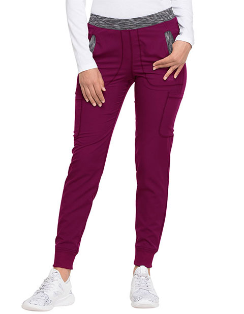 Dickies Dynamix Women's Natural Rise Tapered Leg Tall Jogger Pant
