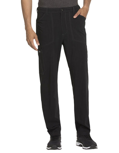 Dickies Advance Men's Straight Leg Zip Fly Cargo Tall Pant