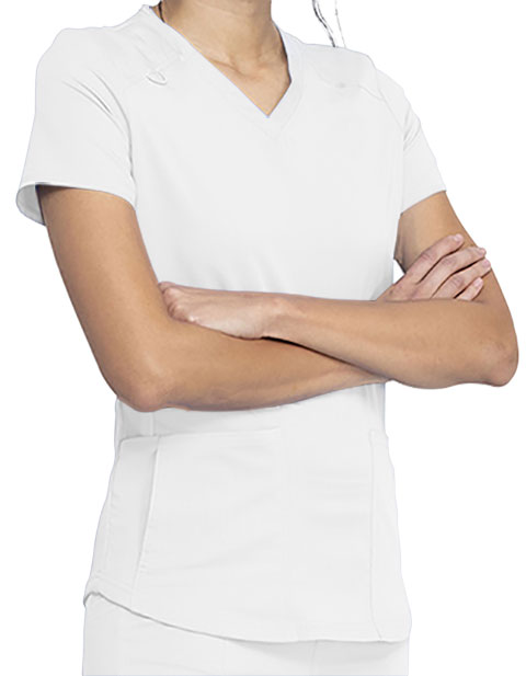 Dickies Balance Women's V-Neck Top