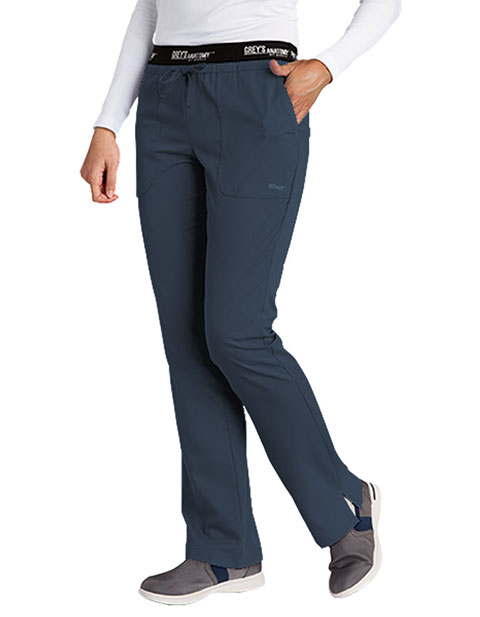 Grey's Anatomy Active 3-Pockets Tall Scrub Pant