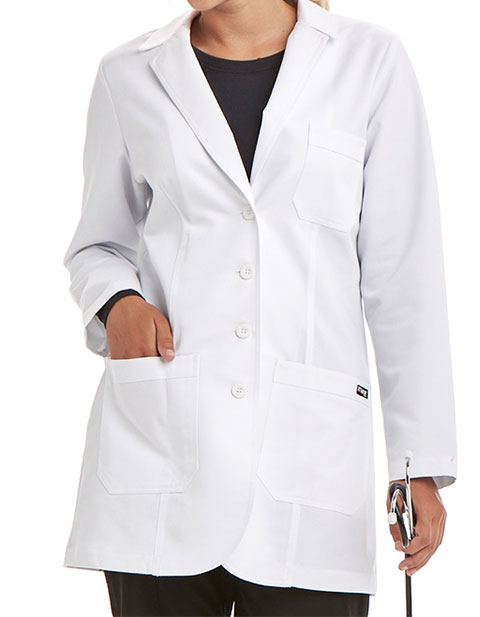 Grey's Anatomy Modern Fit 32 Inches Heartline Lab Coat