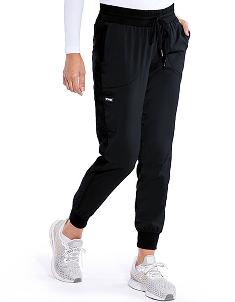 Greys Anatomy Spandex Stretch Women's Livia Jogger Scrub Pant