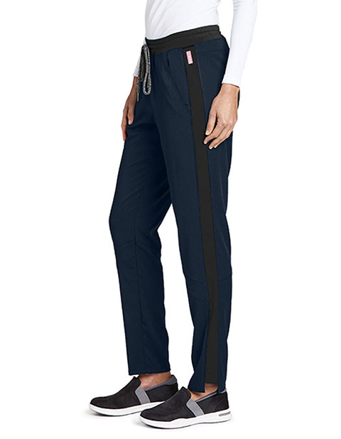 Greys Anatomy Women's Drawstring Fashion Tall Scrub Pants