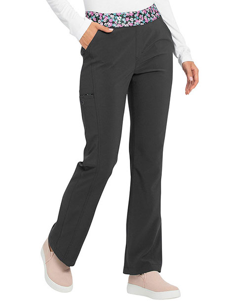HeartSoul Love Always Women's Natural Rise Moderate Flare Pant