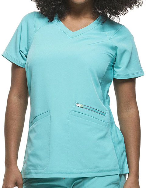 Healing Hands HH360 Women's V-neck Serena Scrub Top