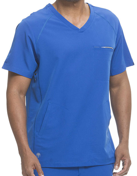 Healing Hands HH360 Men's V-neck Steven Top