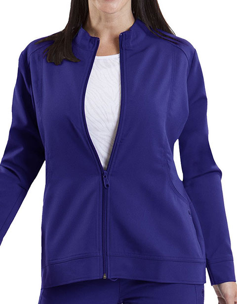 Healing Hands Purple Label Women's Zip Front Dokato Jacket