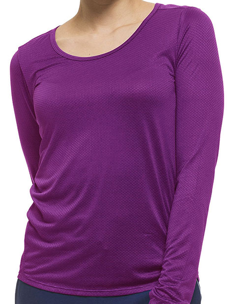 Healing Hands HH360 Women's Long Sleeve Sasha Tee