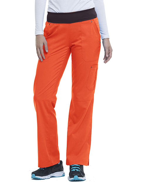 Healing Hands Purple Label Women's Elastic Waist Tall Tori Pant