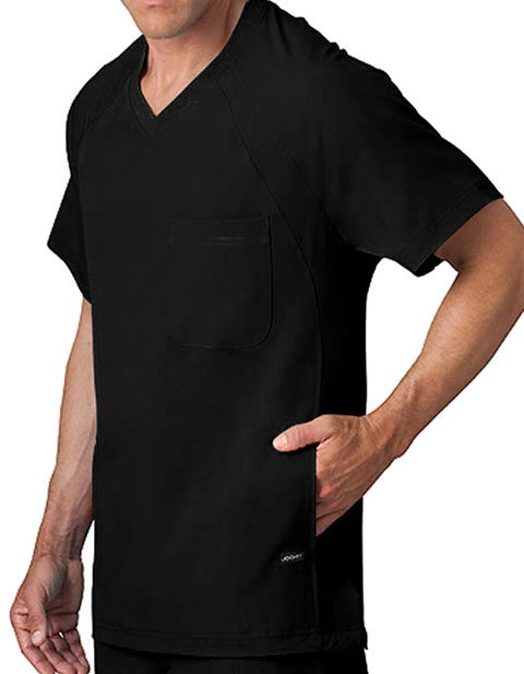 Jockey Scrubs Men's Three Pocket Pull On Scrub Top