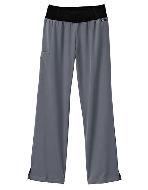 Jockey Modern Ladies Perfected Yoga Elastic Waist Petite Scrub Pant