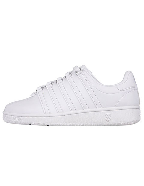 K-Swiss Women's Leather Athletic Footwear