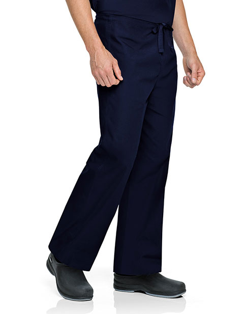 Landau Unisex Tall Reversible Drawstring Medical Scrub Pants